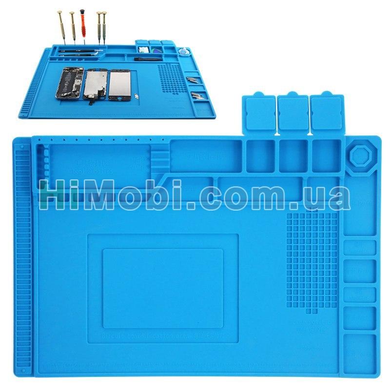 4c551604ab50c Теплоизоляционный силиконовый коврик для ремонта телефонов s-160 ...