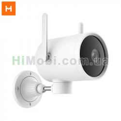IP-камера зовнішня Xiaomi iMilab EC3 Outdoor Security Camera 1080P White (CMSXJ25A)